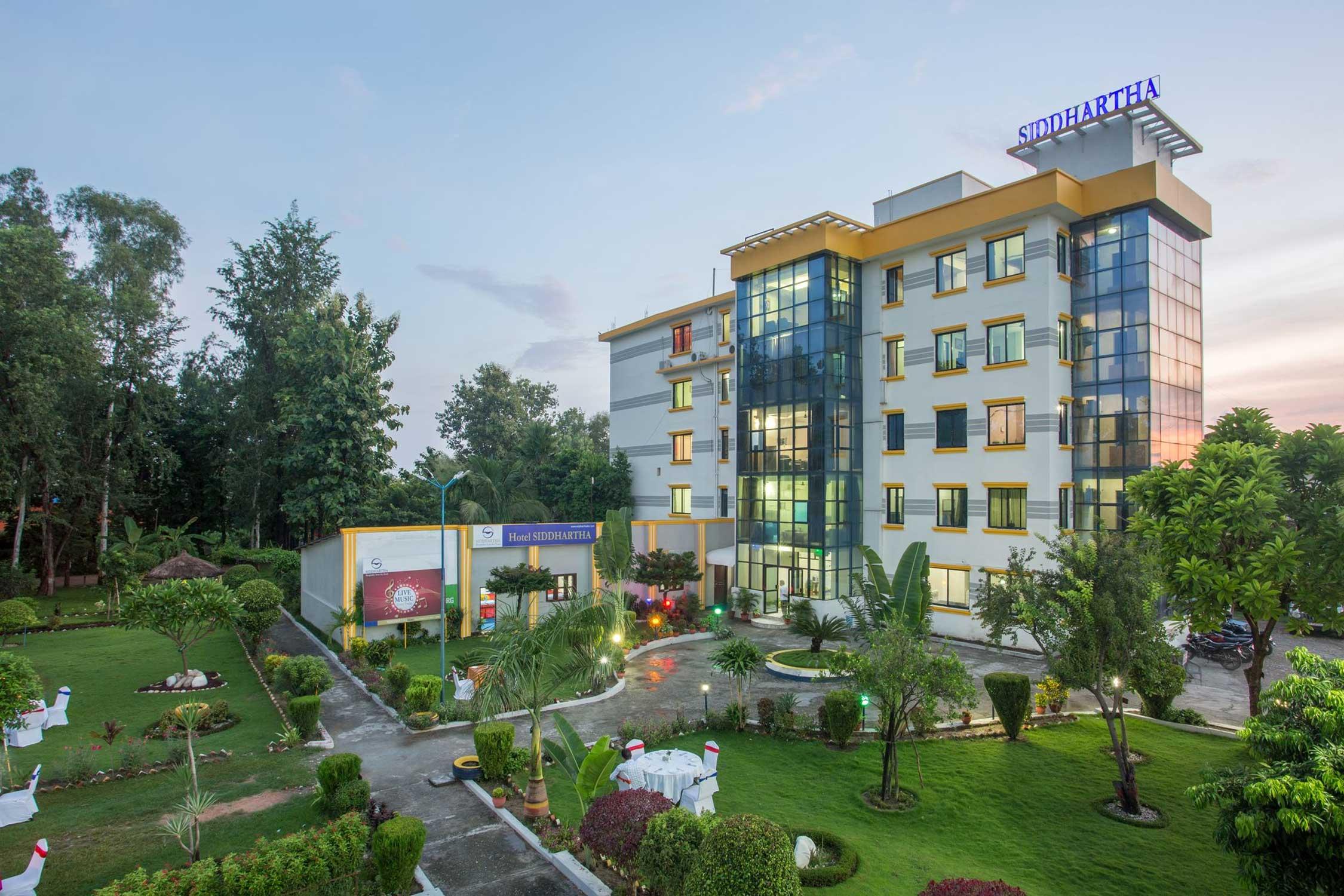 Siddhartha Hotel, Tikapur