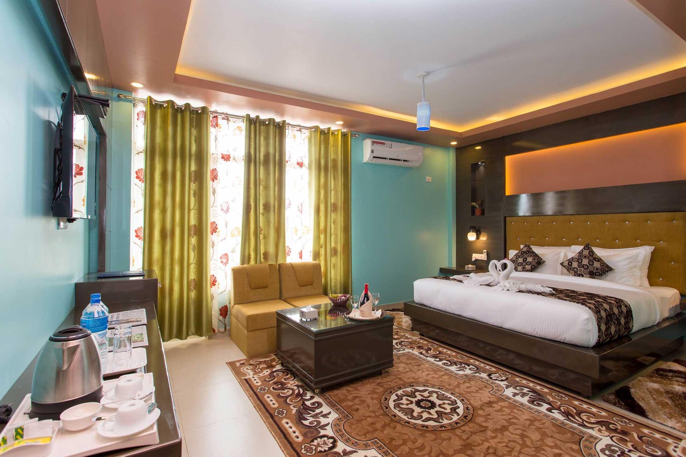 Siddhartha New Hotel Anand, Mahendranagar